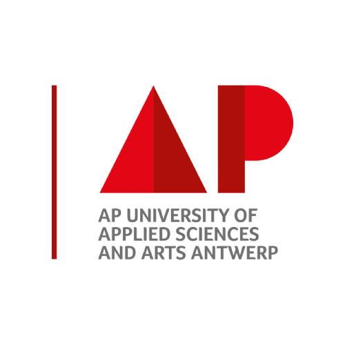 Logo AP University of Applied Sciences and Arts Antwerp